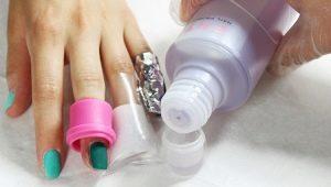 Как быстро снять гель-лак с ногтей в домашних условиях?