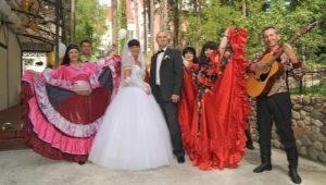 Как проходят цыганские свадьбы?