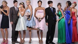 Как стильно одеться гостям на свадьбу?