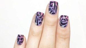 Красивые узоры на ногтях: идеи и способы создания