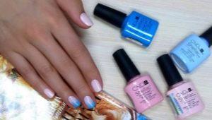 Маникюр омбре: что такое, как делается и смотрится на ногтях?