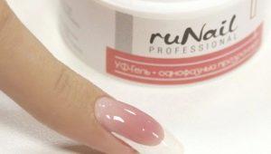 Однофазный гель для наращивания ногтей: что это такое и как использовать?