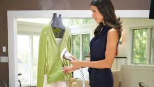 Отпариватели для одежды: описание, выбор и использование