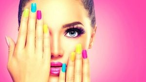 Разноцветный маникюр: советы по сочетанию оттенков и дизайну ногтей