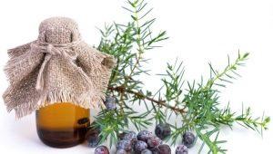 Свойства масла можжевельника и его применение в косметологии