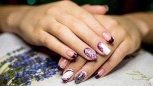 Идеи стильного дизайна наращенных ногтей