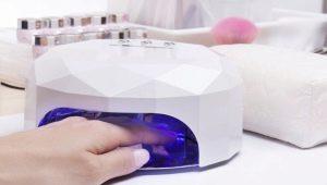 Как правильно и сколько по времени сушить гель-лак?