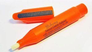 Как выбрать и использовать карандаш для кутикулы?