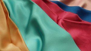 Креп-сатин: что за ткань, характеристики и применение