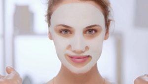 Тканевые маски для лица: что это такое и как ими пользоваться?