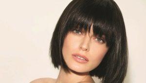 Каре с челкой для тонких волос: виды, советы по подбору и укладке