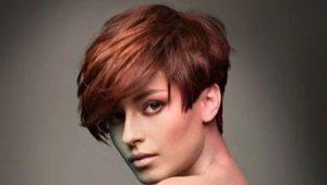 Короткие стрижки с челкой: модные тенденции и советы по укладке