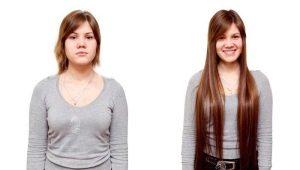 Особенности наращивания на короткие волосы