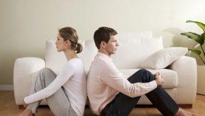 Самые распространенные причины развода