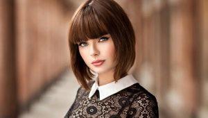 Стрижка каре: модные тенденции, новинки укладок