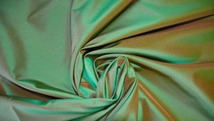 Тафта: описание и свойства материала