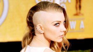 Асимметричные стрижки на длинные волосы