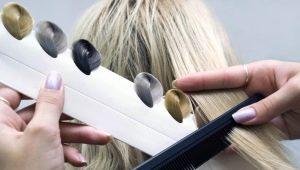 Как выбрать белую краску для волос?