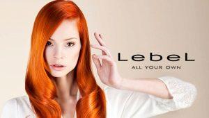 Краска для волос Lebel: виды и палитра