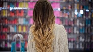 Омбре на длинные волосы: виды и техника окрашивания