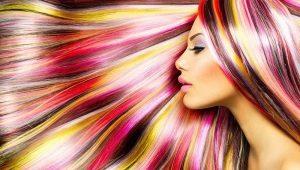 Перманентная краска для волос: что это такое и как она действует?