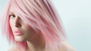 Розовое мелирование: особенности и идеи
