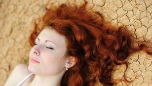 Сколько держать хну на волосах?