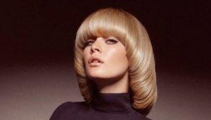 Стрижка «паж» на средние волосы