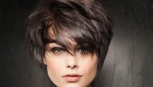 Стрижки дебют на короткие волосы: особенности, правила подбора