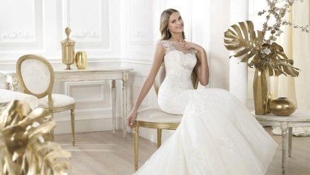 """Свадебные платья фасона """"Русалка"""""""