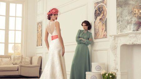 Российские дизайнеры свадебных платьев