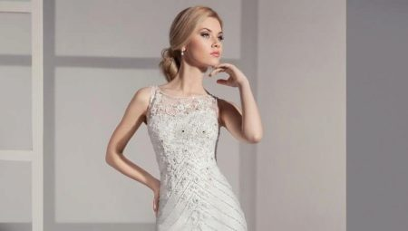 Недорогое свадебное платье