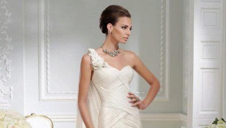 Cвадебные платья в греческом стиле