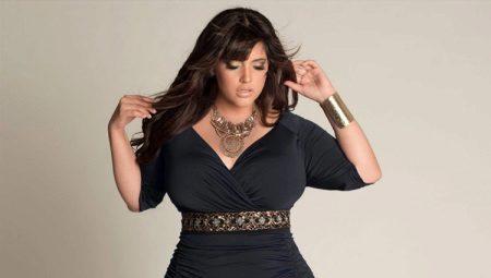 47035ee3447 Модные вечерние платья больших размеров  лучшие брендовые платья (41 ...