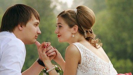 Свадебное платье с красным поясом – расставляем эффектные акценты