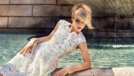 5d6280e1544 Белые вечерние платья  лучшие короткие и длинные варианты