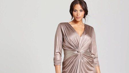 17762155fc9 Нарядные вечерние платья больших размеров для полных женщин (58 фото)
