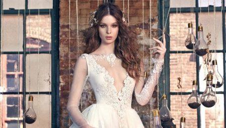 ee53b0a7e26 Свадебные платья 2019  новинки моды и тенденции осень-зима и весна-лето