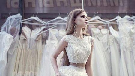 Платье свадебное покупает жених