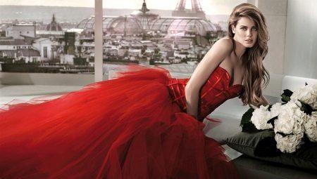 Красное свадебное платье – для самых ярких невест