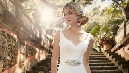 24d2b41c156 Свадебные платья  потрясающе красивые модели для особенного случая ...