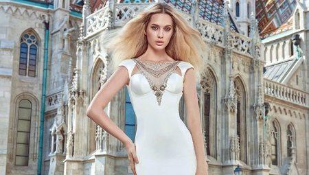 Красивые свадебные платья и их эффектный декор