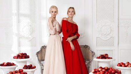 da76078d505eadf Длинные вечерние платья: с длинными рукавами, в пол, фасоны (83 фото)