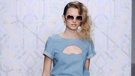 Джинсовые платья - тренд вне времени