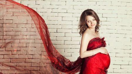 Самые красивые платья для беременных женщин