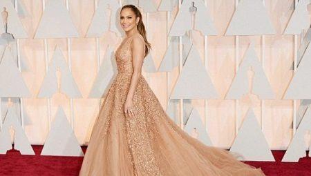 Платья в пол – воплощение элегантности и изысканности