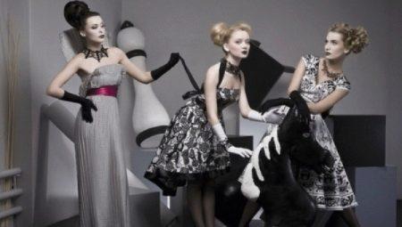 Винтажные платья – поиграем в старину