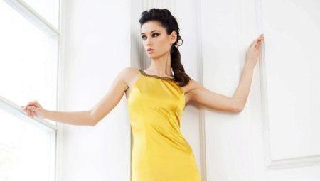 8b99d3ecbdd Шелковое платье – роскошь во всем