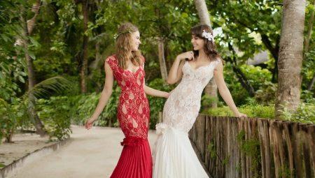 Гипюровое платье - создай завораживающий образ