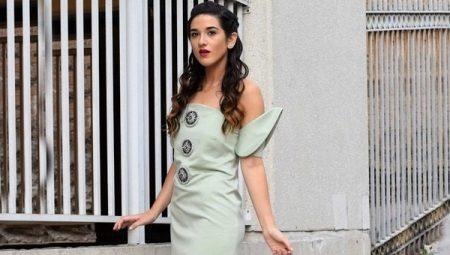 Платье прямого силуэта – для поклонников классики и минимализма